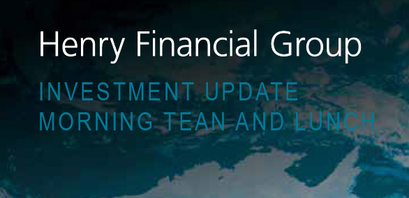 Investment Seminar 10 November 2017
