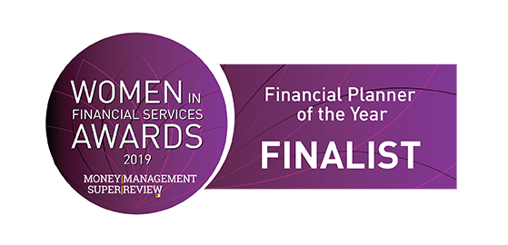 WIFS Finalist Financial Planner of the Year